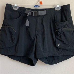 Columbia Black Short Sz S